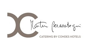 Catering Martin Berasategui by Condes Hotels
