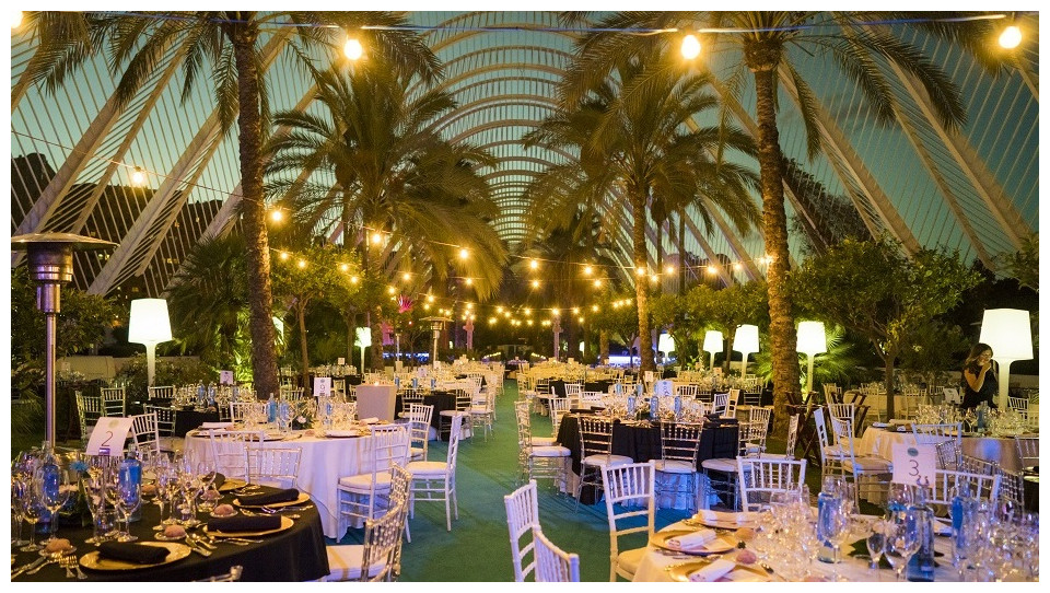 L Umbracle Terraza Meeting Rooms For Events
